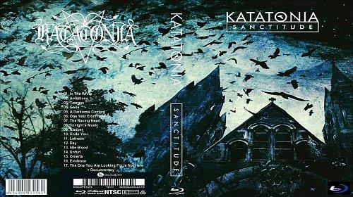 Katatonia - Sanctitude: Live At Union Chapel (2015)