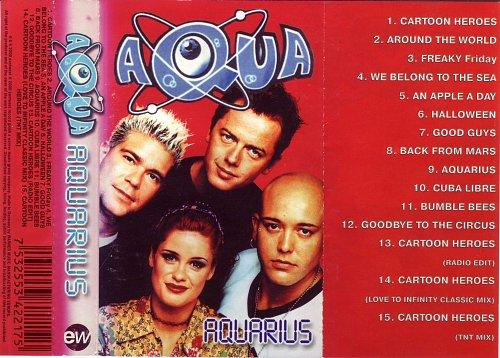 Aqua - Aquarius (2000)