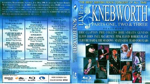 V.A. - The Best British Rock Concert Of All Time: Live At Knebworth (1990)