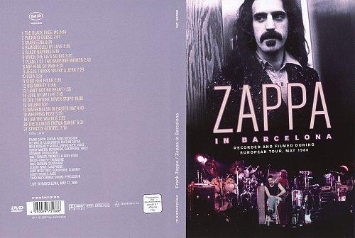Frank Zappa - In Barcelona (2007)