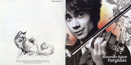 Alexander Rybak - Fairytales (2009)