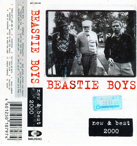 Beastie Boys - New & Best (2000)