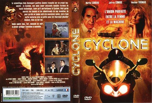 Циклон / Cyclone (1987)