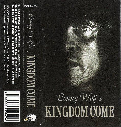 Kingdom Come - Too (2000)