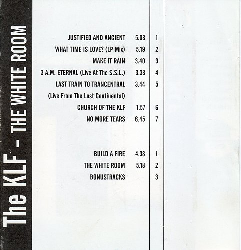 KLF, The - The White Room (1991)