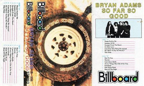 Bryan Adams - So Far So Good (1993)