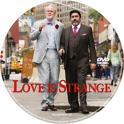 Любовь – странная штука / Love Is Strange (2014)