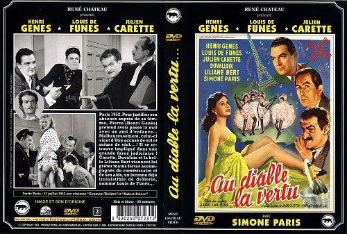 К черту добродетель / Au diable la vertu (1953)