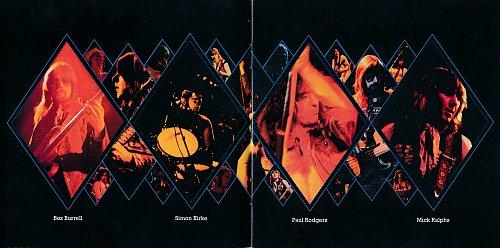Bad Company - Bad Company(2CD Set Deluxe Edition Rhino Records 2015)(1974)