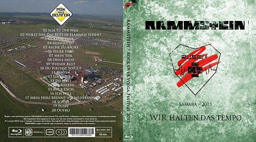 Rammstein - Rock Over Volga Festival (2013)
