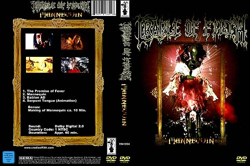 Cradle Of Filth - Mannequin (2003 AbraCadaver, UK/Germany)