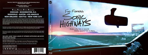 Foo Fighters - Sonic Highways (2015)