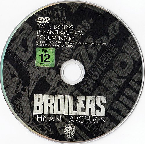 Broilers - The Anti Archives (2010)