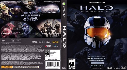 Halo: The Master Chief Collection (2014)