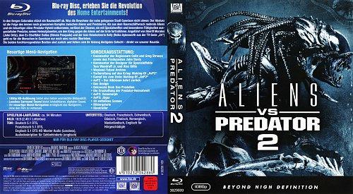 Чужие против Хищника: Реквием / AVPR: Aliens vs Predator - Requiem (2007)