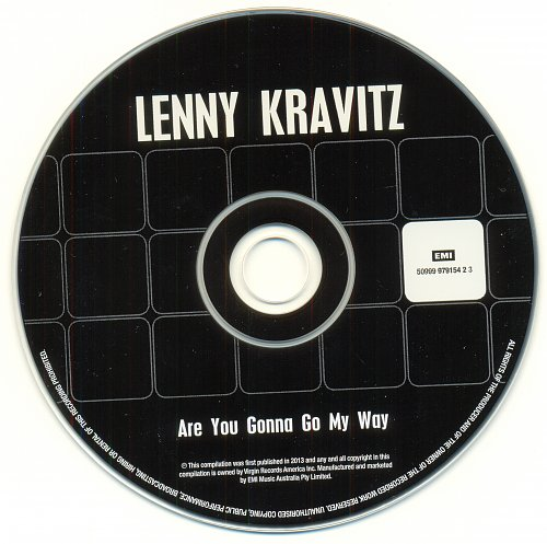 Lenny Kravitz - Are You Gonna Go My Way(1993)