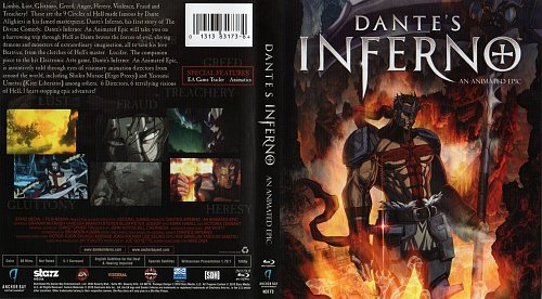 Dante's Inferno An Animated Epic (2010)