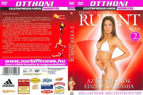 Személyi edződ: Rubint Réka 2. – Az igényes nők edzésprogramja