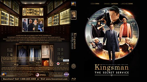 Kingsman: Секретная служба / Kingsman: The Secret Service (2015)