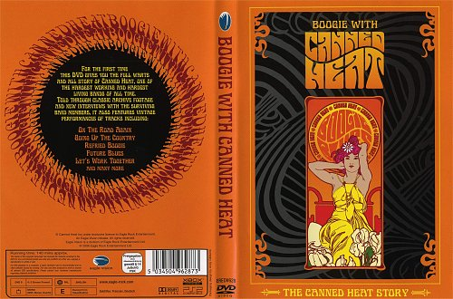 Canned Heat - Boogie With Canned Heat (2006)