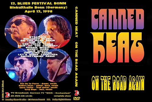 Canned Heat - On the Road Again (2014)