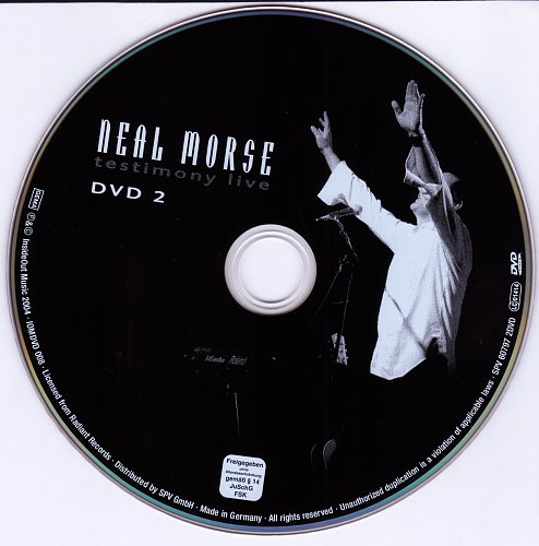 Neal Morse Testimony