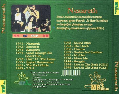 Nazareth - MP3 Position
