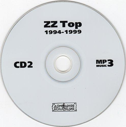 ZZ Top CD2 (Домашняя коллекция)