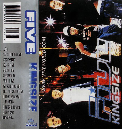 Five - Kingsize (2001)