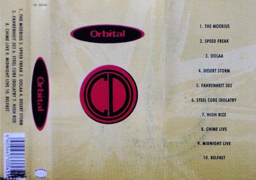 Orbital - CD (2002)