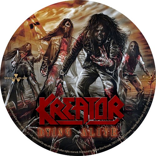 Kreator - Dying Alive (2013)