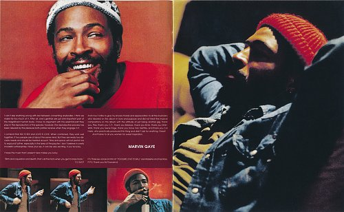 Marvin Gaye - Let's Get It On (1973)