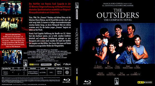 Изгои / The Outsiders (1983)