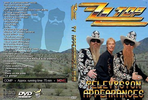 ZZ Top - TV Appearances 80-99 (2000)