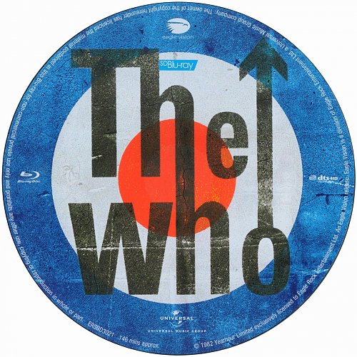 Who, The - Live At Shea Stadium (1982)