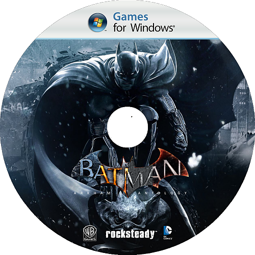 Batman. Arkham Antology