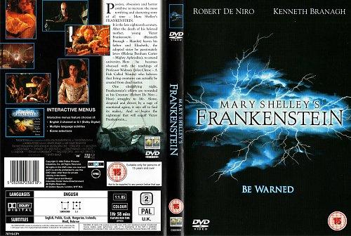 Франкенштейн / Frankenstein (1994)