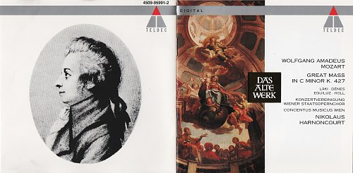 Wolfgang Amadeus Mozart - Great Mass in C minor K.427 (1994)