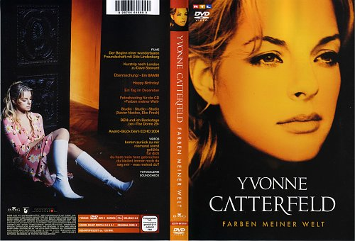Yvonne Catterfeld - Farben Meiner Welt (2004)