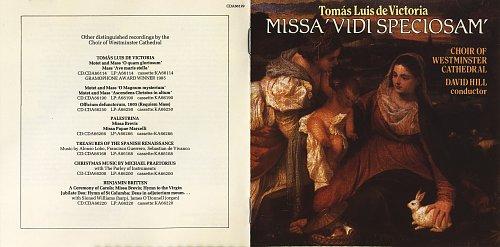 Tomás Luis de Victoria - Missa 'Vidi Speciosam' (1993)