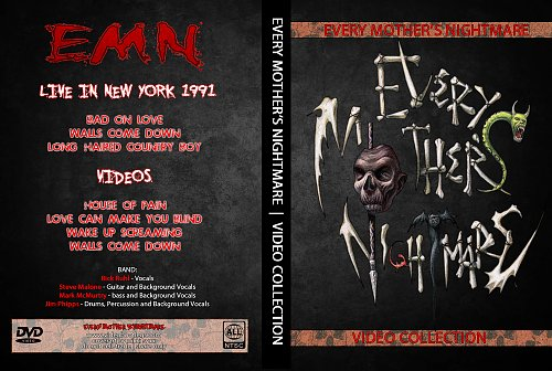 Every Mother's Nightmare - Video Collection (2010)