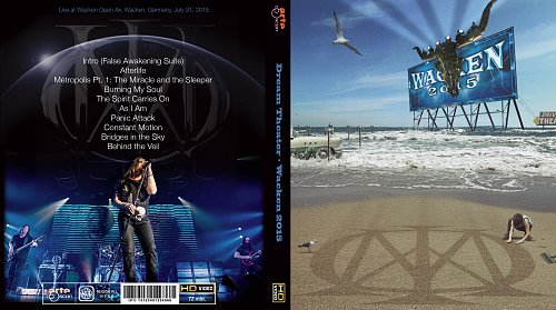 Dream Theater - Wacken (2015)