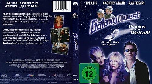 В поисках галактики / Galaxy Quest (1999)