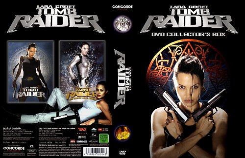 Lara Croft: Tomb Raider - DVD Collector's Box 4xDVD9+2xDVD4 (2004)