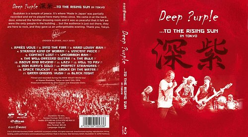 Deep Purple - ...To The Rising Sun In Tokyo (2015)