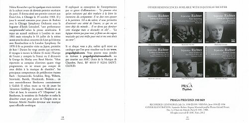 Ленинградский филармонический оркестр, Е.Мравинский, С.Рихтер - П.И. Чайковский - соч.23, 74 (2012)