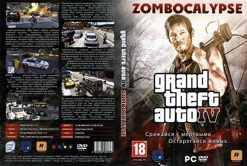 Grand Theft Auto 4 ZomboCalypse