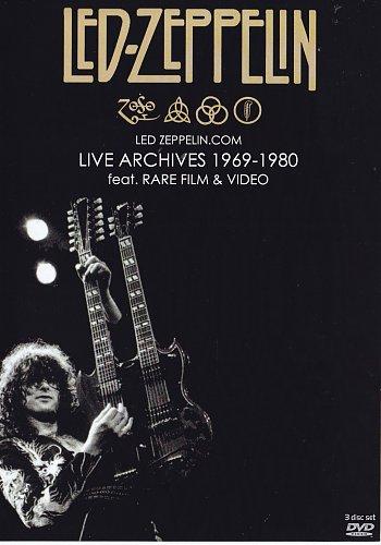 Led Zeppelin - Live Archives