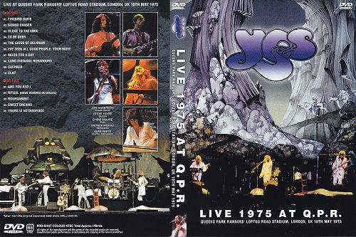 Yes - Live At QPR 1975