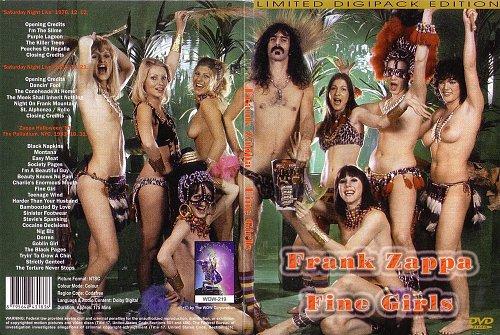Frank Zappa - Fine Girls
